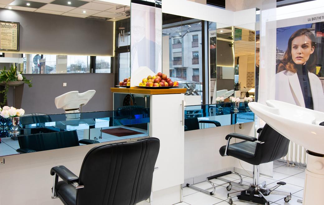 Friseur Oberhausen Salon 1