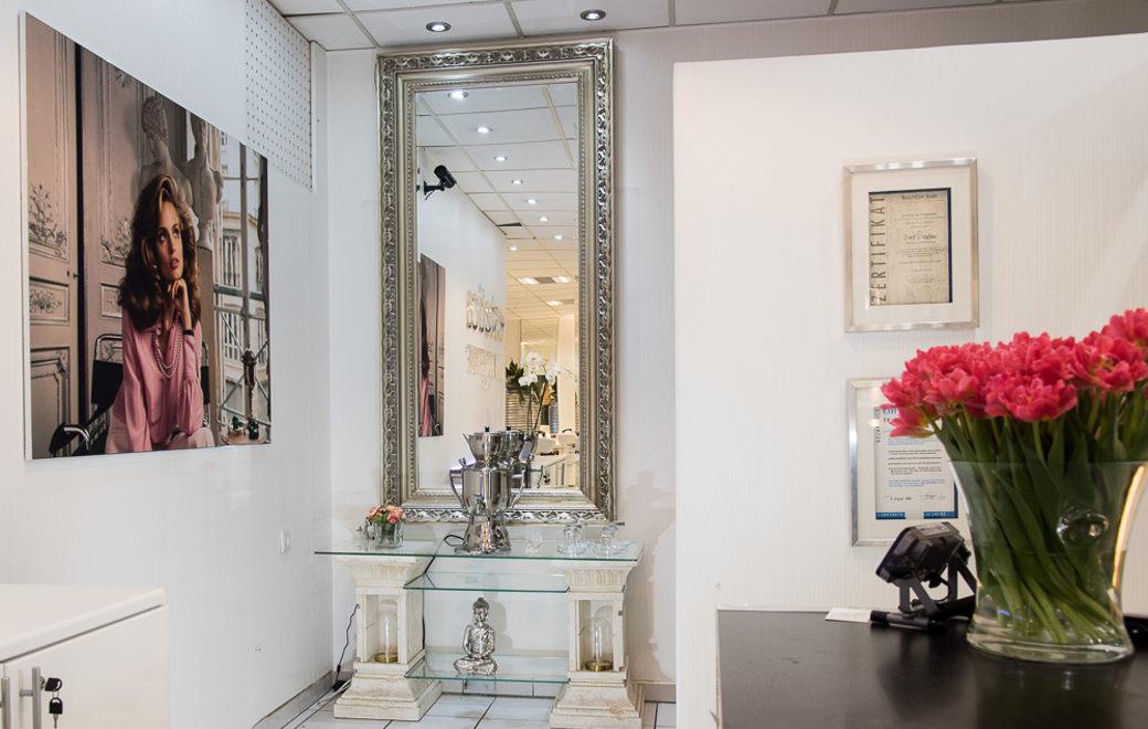Friseur Oberhausen Salon 20