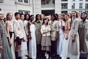 Friseur Oberhausen La Biosthetique Berlin Fashion Week